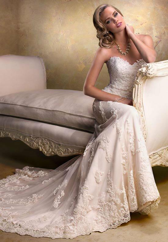 Maggie Sottero Emma Wedding Dress photo