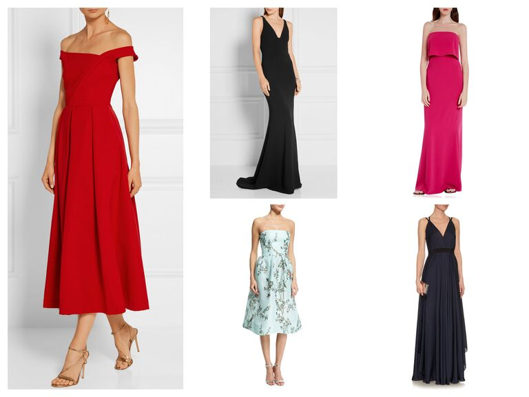 Do you wear cocktail dresses to weddings dress online uk for How to dress for an evening wedding