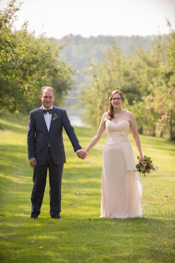 A Rustic Farm To Table Wedding At Clark S Cove Farm In