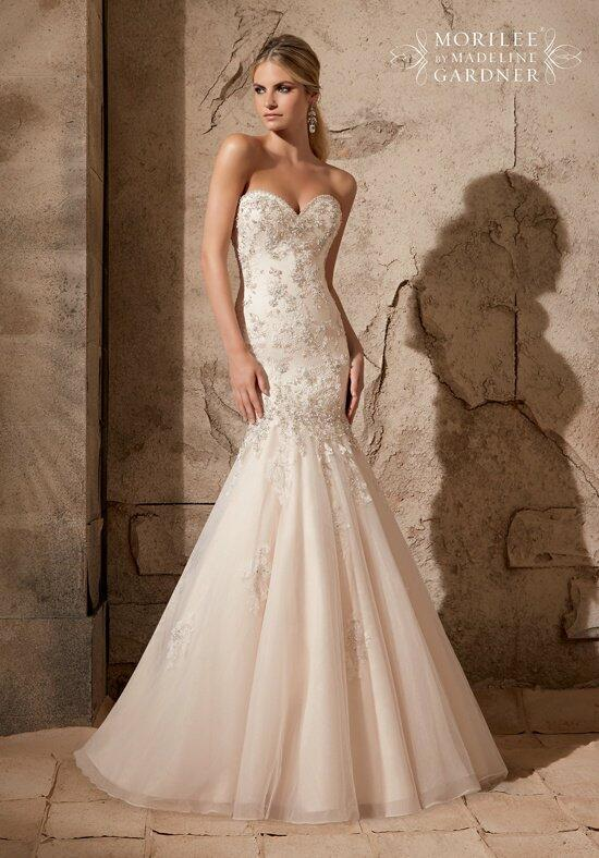 Mori Lee by Madeline Gardner 2720 Wedding Dress photo