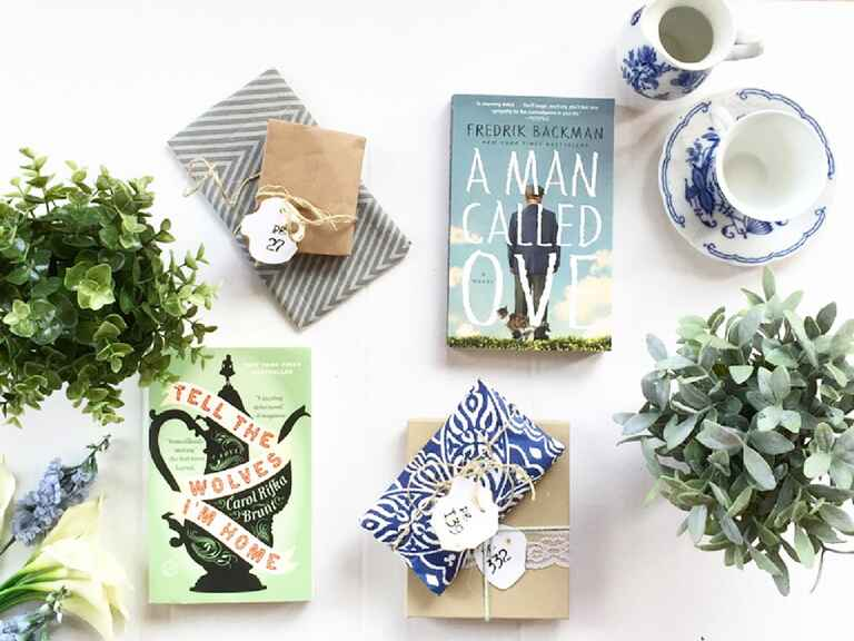 Once Upon a Book Club subscription box