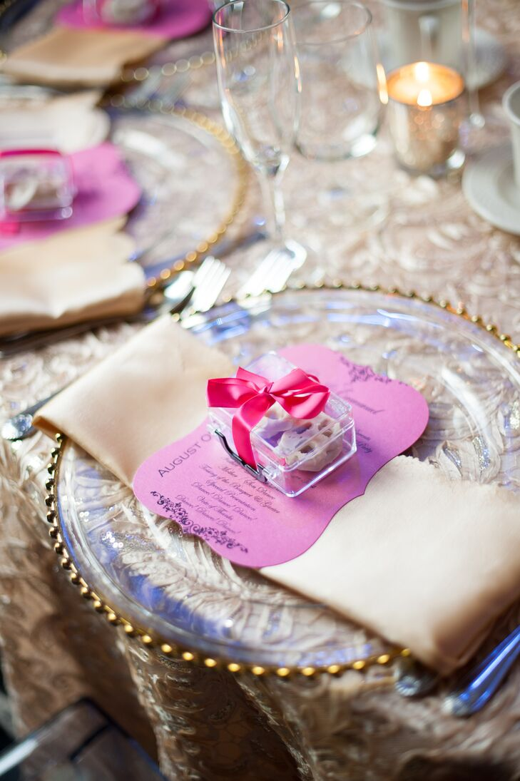 Chocolate Covered Pretzel Wedding Favors