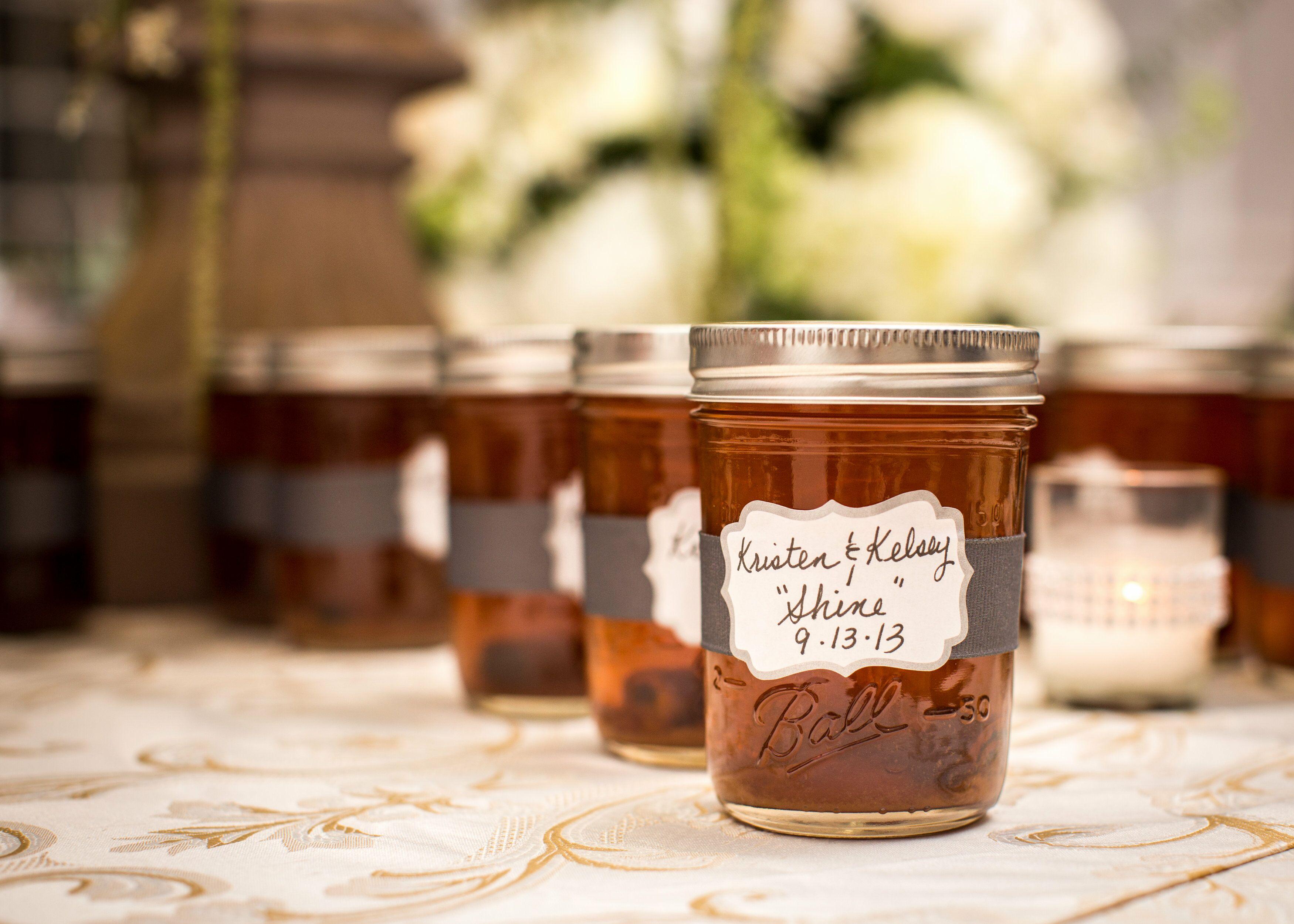 mini moonshine wedding favors - HD3500×2500
