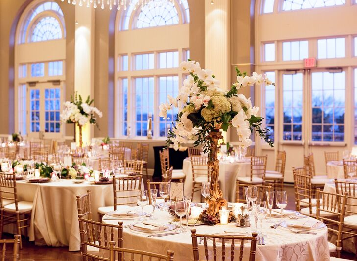 The Reception Took Place At Calhoun Beach Club We Wanted Someplace That Showed