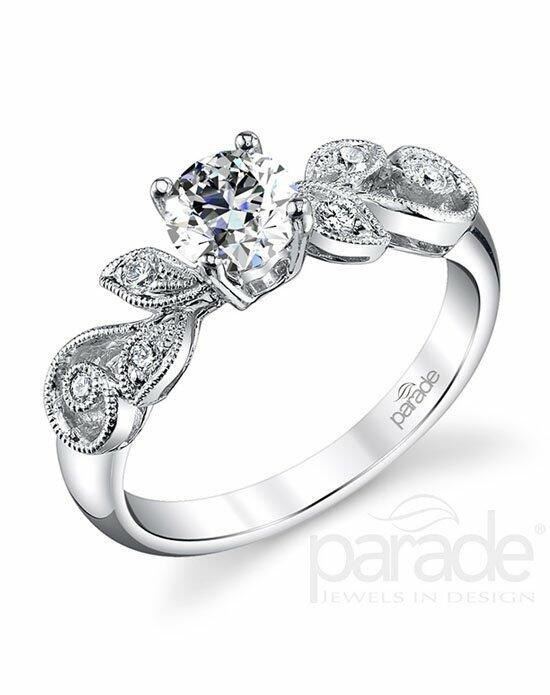 Parade Design Style R0925 from The Hera Collection Engagement Ring photo
