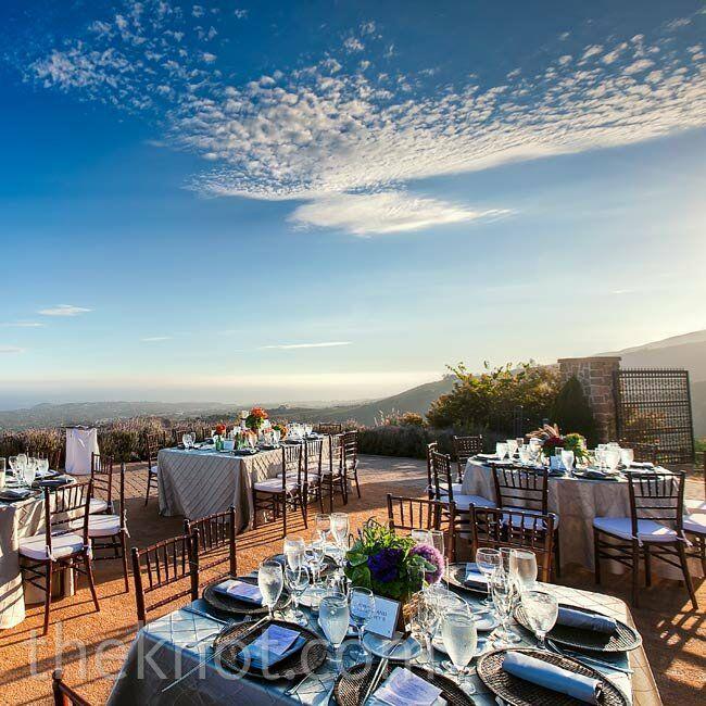 Casual Outdoor Wedding Reception Ideas: Outdoor Wedding Reception