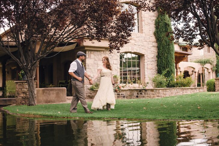 A Vintage Inspired Vinyeard Wedding At Casa Rondena Winery In Albuquerque New Mexico
