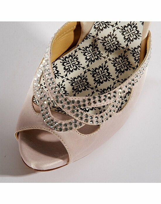 Hey Lady Shoes Knotty Girl Blush Pink Wedding Shoes photo