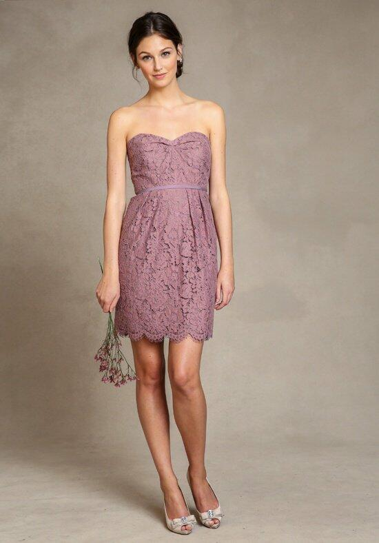Jenny Yoo Collection (Maids) Hudson Flat Lace 1563G Bridesmaid Dress photo