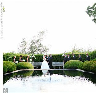 Box Hill Mansion Wedding Ceremony