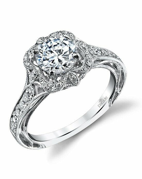 Parade Design Style R3195 from the HERA Collection Engagement Ring photo