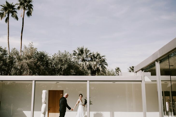 When Anna Tou (37 and the creative director at Chipotle) and AJ Keifer (36 and a studio lead at Salesforce.com) decided to wed, the location was a rel