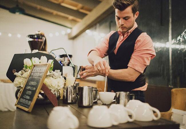 Espresso Bar Barista