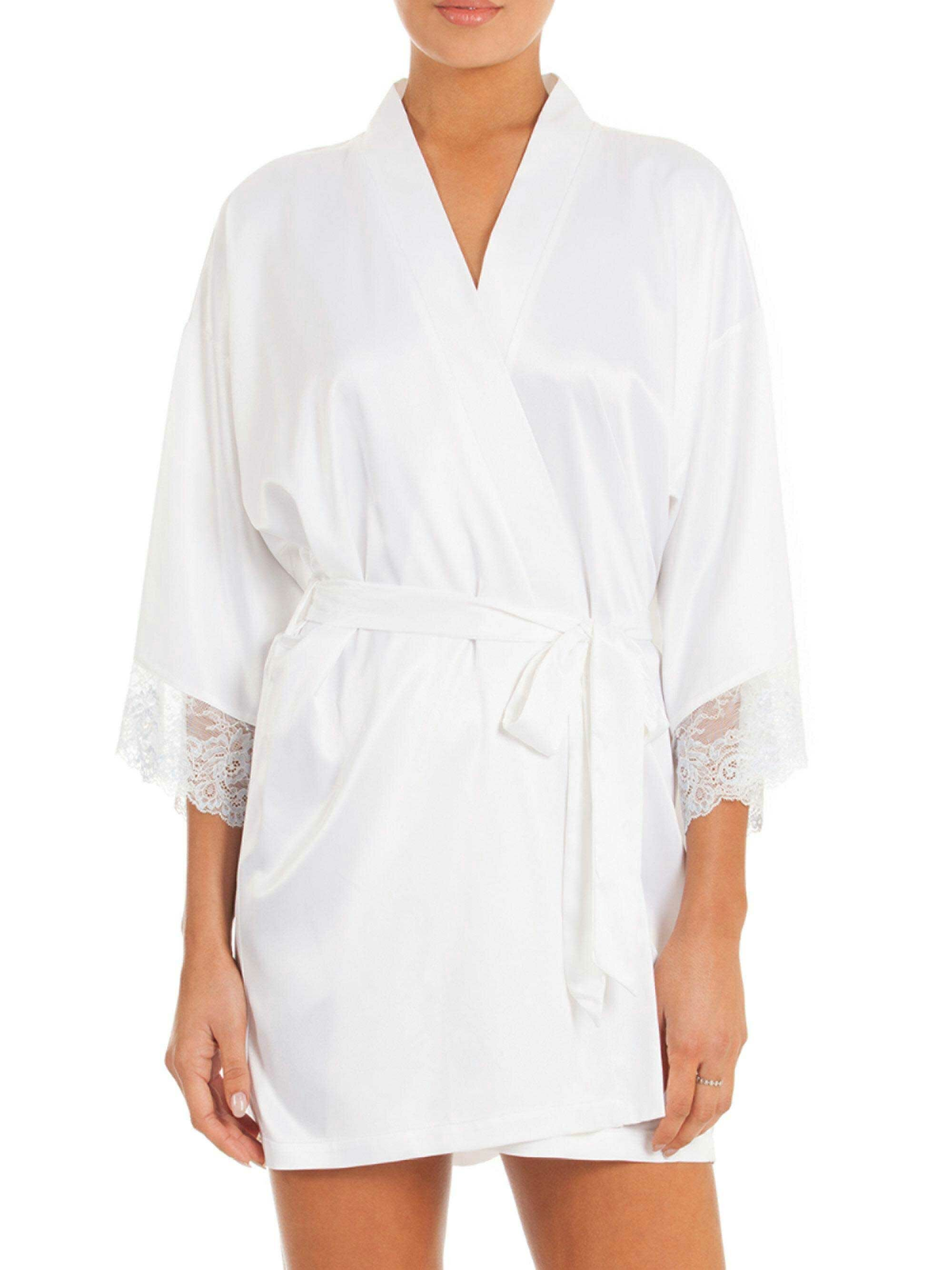 0de9d4e4960a7 35 Bridal Robes You'll Wear Way Past Your Wedding Day