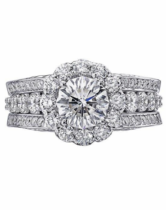 Christopher Designs 76R-RD250 Engagement Ring photo