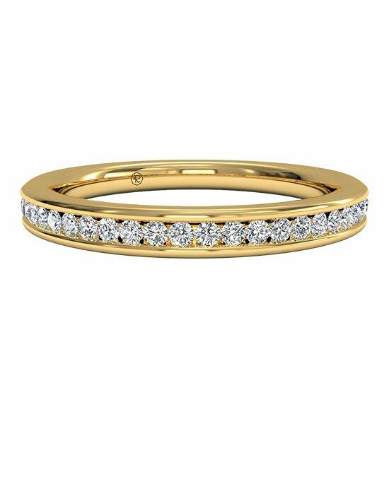 Ritani Women's Channel-Set Diamond Wedding Band in 18kt Yellow Gold (0.15 CTW) Wedding Ring photo