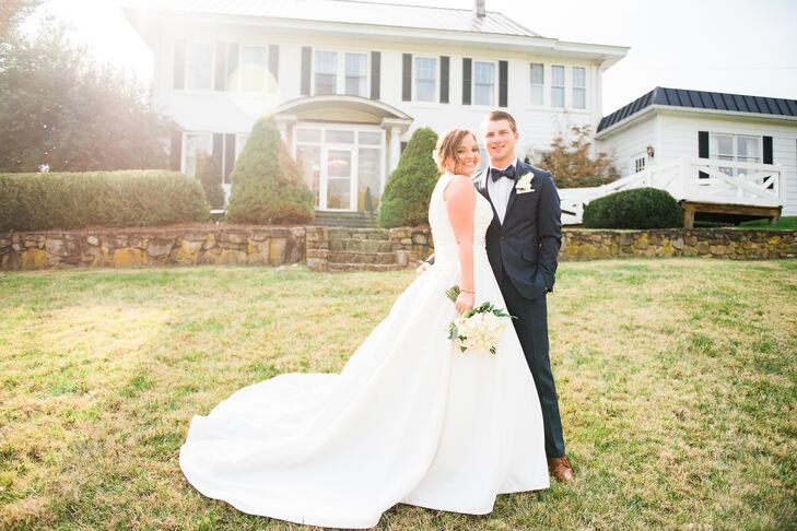 A Classic Southern Wedding at The Plantation on Sunnybrook in ...