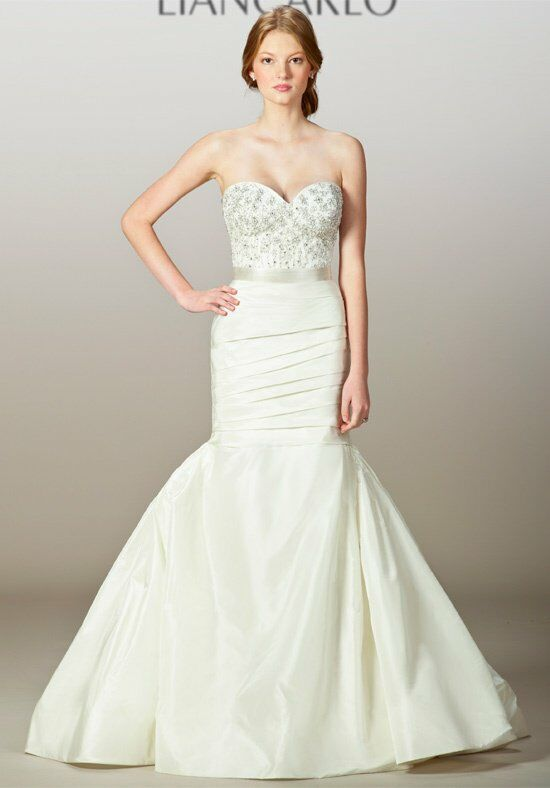LIANCARLO 5848 Wedding Dress photo