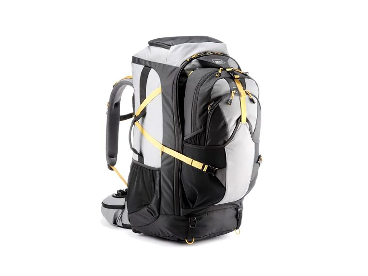 REI men's travel pack wedding registry