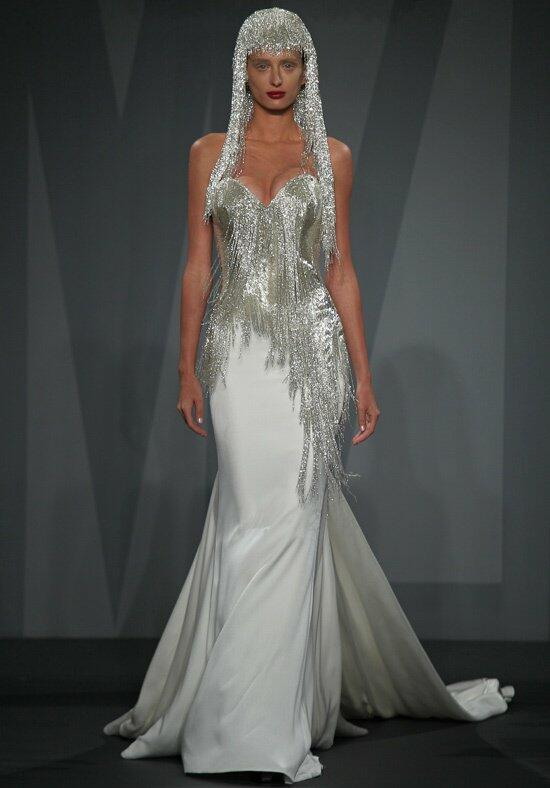 Mark Zunino for Kleinfeld 85 Wedding Dress photo