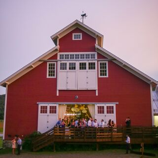A DIY Barn Wedding in Richmond