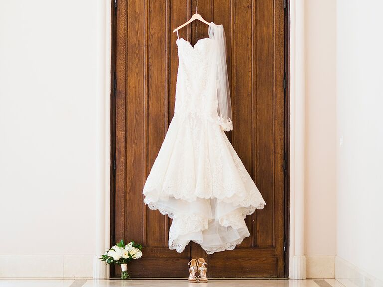 Creative Things To Do With Your Dress After The Wedding