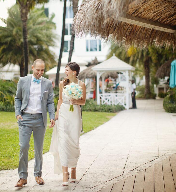 Key West Wedding Ideas: An Outdoor Garden Wedding At The Palms Hotel & Spa In
