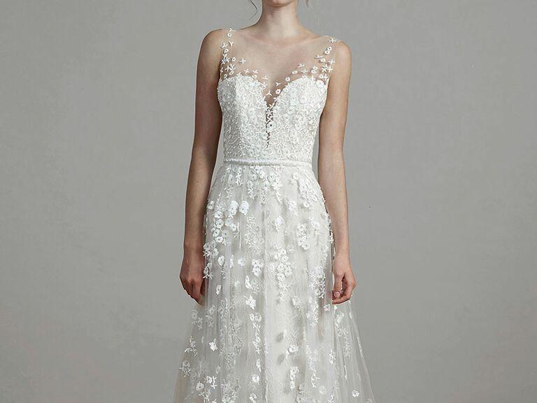Justin Alexander Spring 2018 Collection: Bridal Fashion