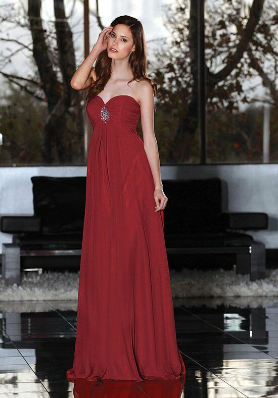 DaVinci Bridesmaids 60139 Bridesmaid Dress photo