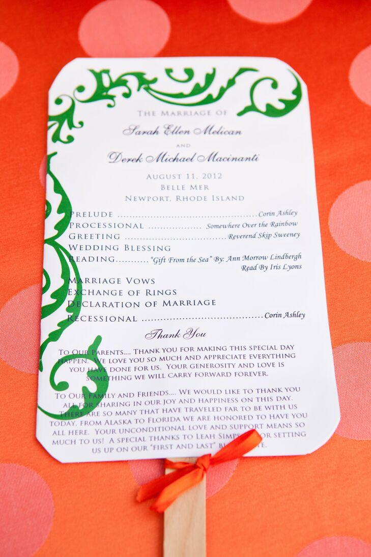 A Nautical Themed Wedding in Newport, RI