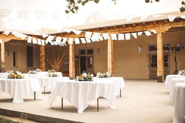 Wedding Invitations Albuquerque: A Contemporary Mexican Fiesta Wedding At The National
