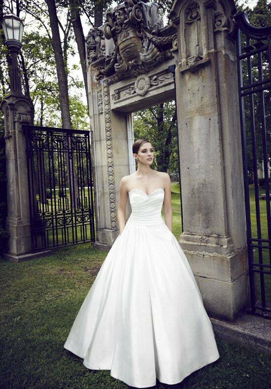 Paloma Blanca 4556 Wedding Dress photo