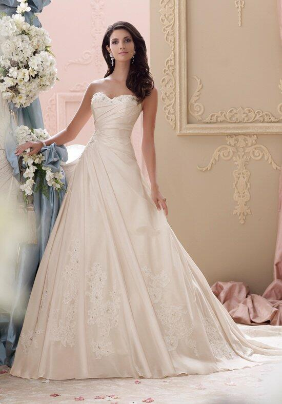 David Tutera for Mon Cheri 115233 Apple Wedding Dress photo