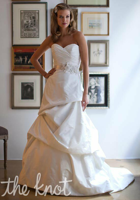 Judd Waddell Laura Wedding Dress photo