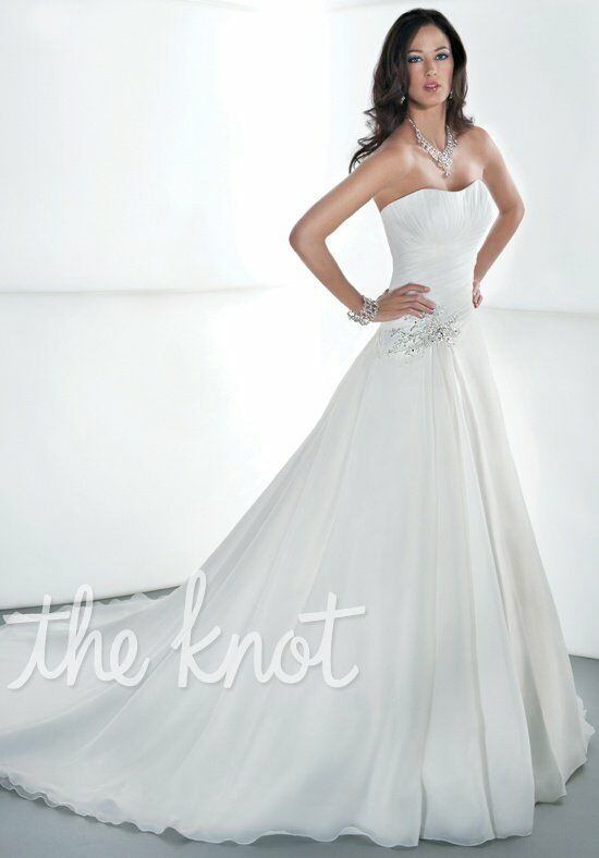 Demetrios 3189 Wedding Dress photo