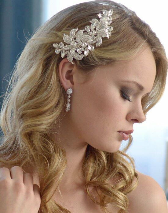 USABride Anna Rhinestone & Swarovski Crystal Clip TC-2246 Wedding Pins, Combs + Clips photo