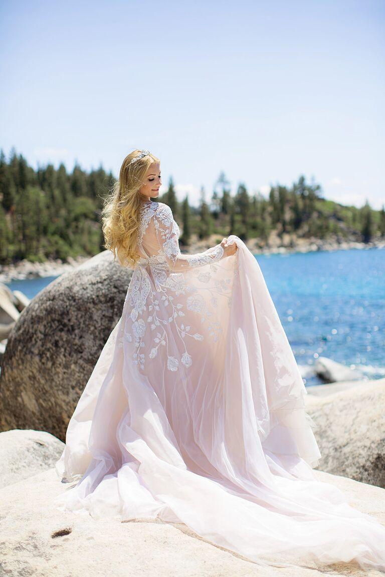 Wedding dress magical