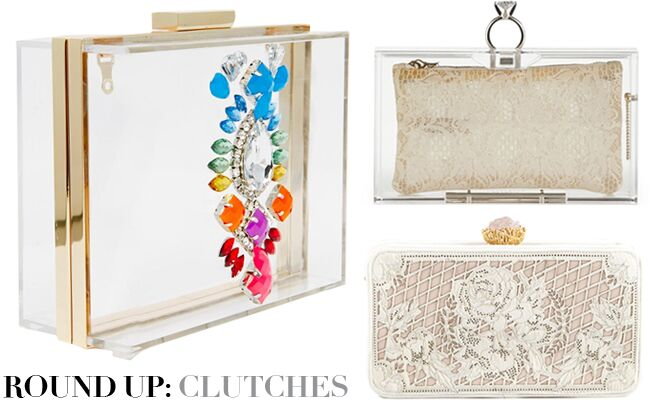 Unique Bridal Clutches for Every Bride -- Shop Them Here!