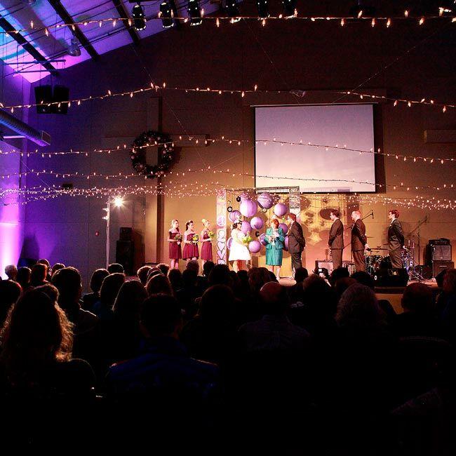 Modern Wedding Ceremony Songs: An '80s-Themed Wedding In Austin, TX