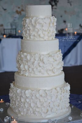 Inexpensive Wedding Cakes Charleston Sc