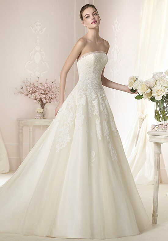 WHITE ONE Danit Wedding Dress photo