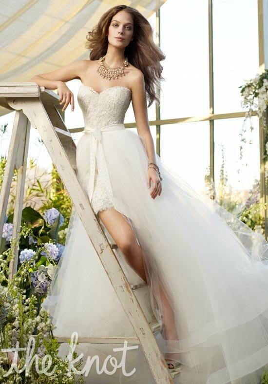 Tara Keely 2210 Wedding Dress photo