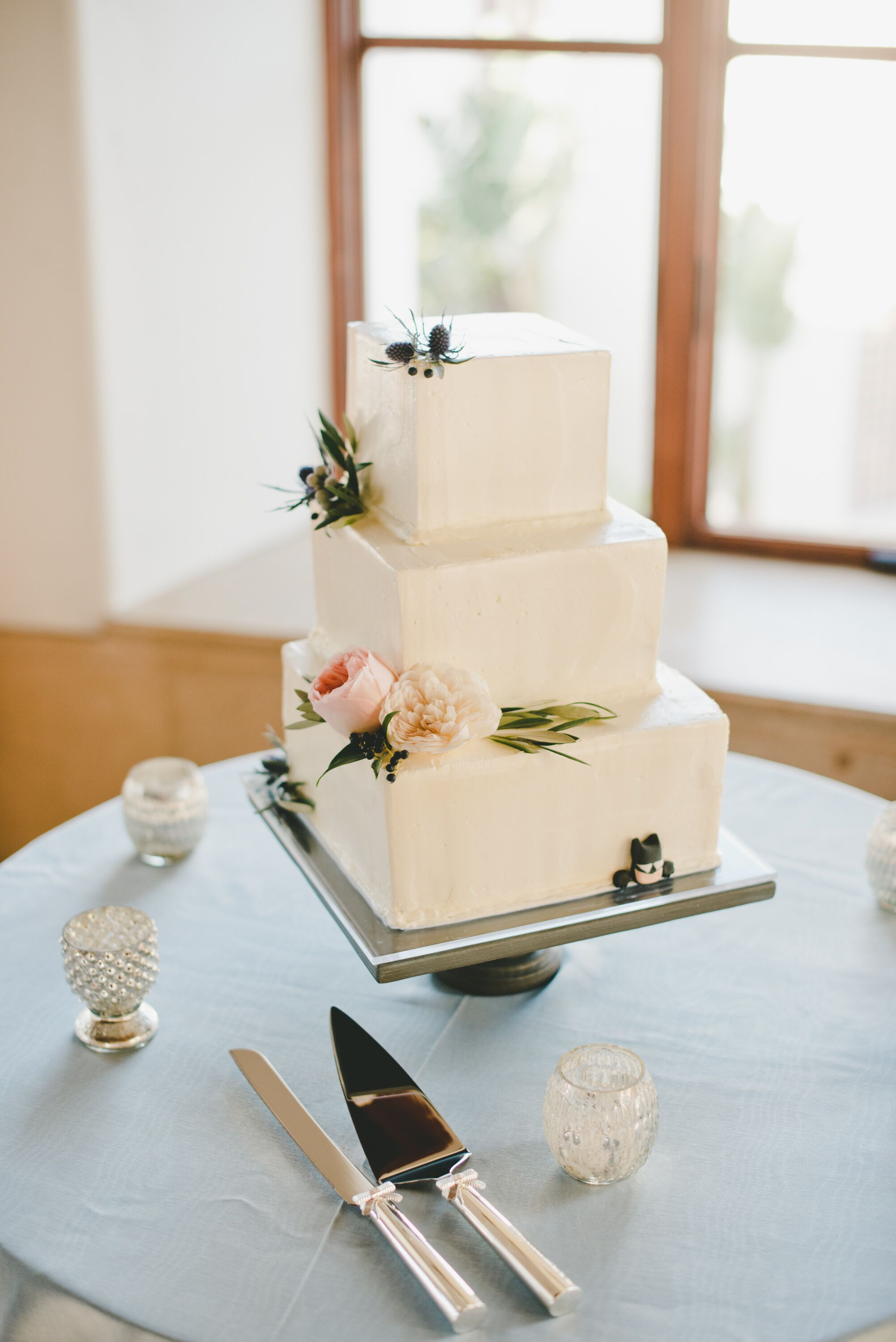 square three tier wedding cakes three tier square wedding cake 20372