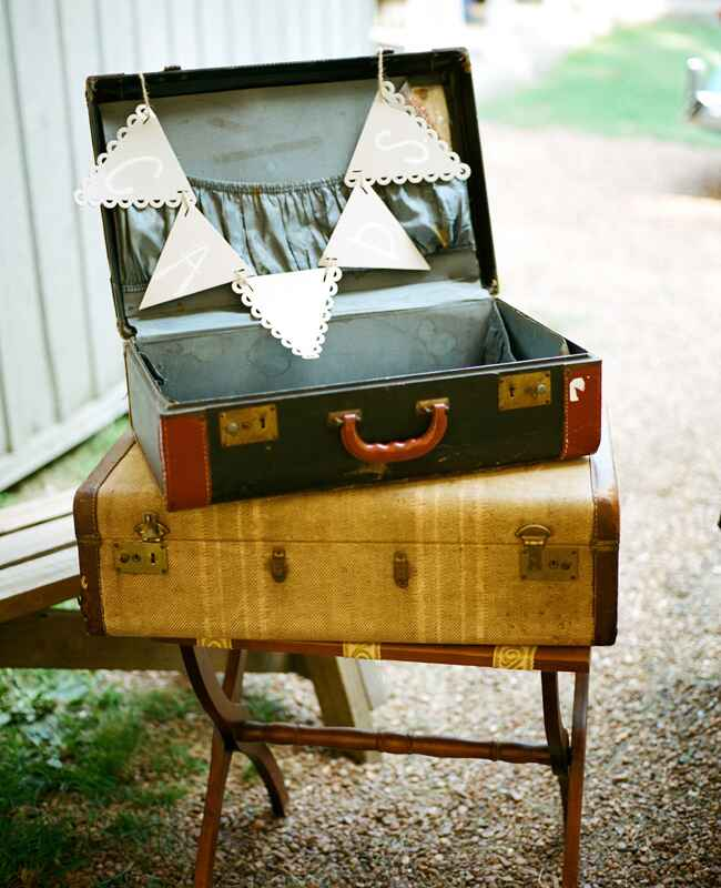 Upcycled Wedding Ideas