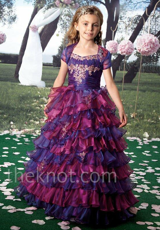 Cupids by Mary's F994 Flower Girl Dress photo