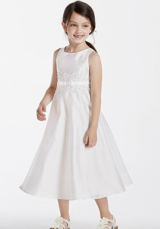 David's Bridal Juniors 1150412W Flower Girl Dress photo