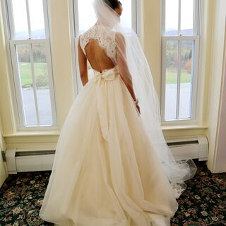 Real Classic Wedding Dresses