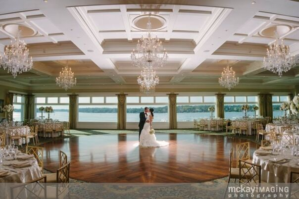 Wedding Reception Venues In Spring Lake Nj The Knot