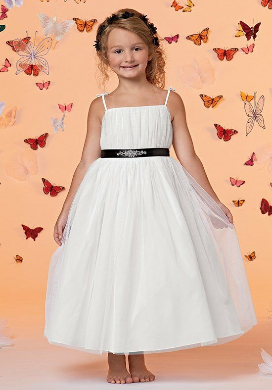 Sweet Beginnings L676 Flower Girl Dress photo