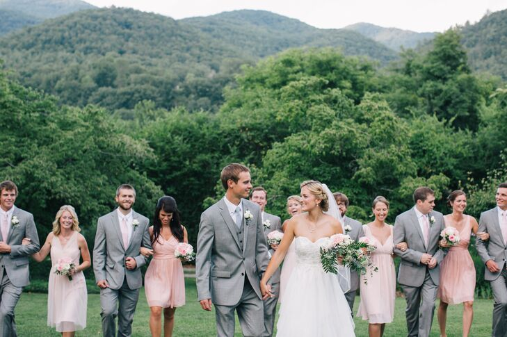 Western North Carolina natives Kate Byers (25 and a pharmacist) and Dylan Owensby (25 and a student) have always considered the Blue Ridge Mountains t